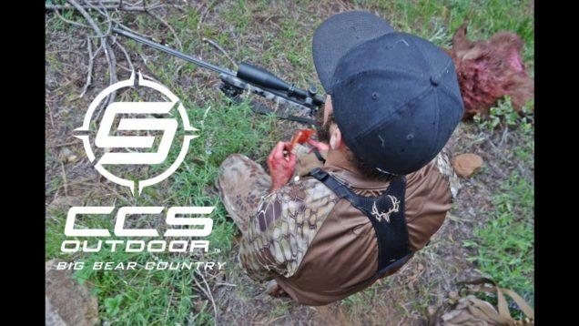 2017 Spring Bear – CCS Outdoor LLC – Big Bear Country