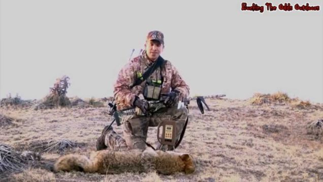 Bucking The Odds BTO Coyote Hunting video 46