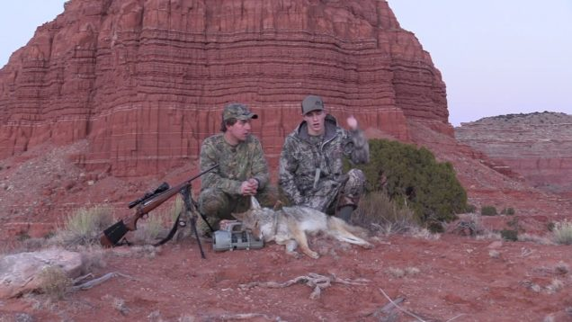 Coyote Hunting Arizona Episode #6