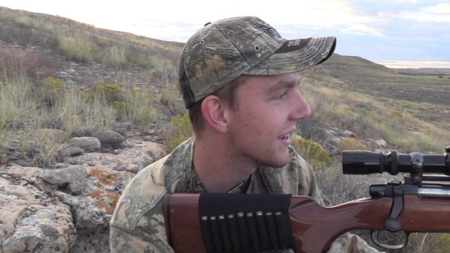 Coyote Hunting New Mexico Episode #3