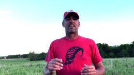 How Dawson Johnson Arrowed a 171 1/2 inch Kansas Whitetail  – Late Season – Les Johnson