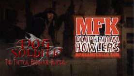 How I use MFK Diaphragm Howlers- Coyote Hunting and Predator Calling at its Best!