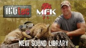 MFK Game Calls Predator Sound Library Available for ICOTec
