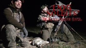 NIGHT HUNTING FOX with NEW Optical Dynamics light! Coyote Hunting and Predator Calling at its Best!