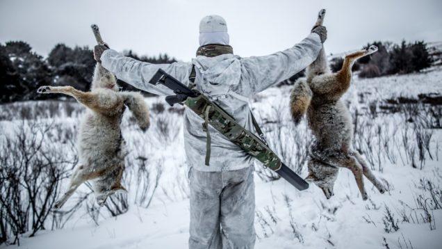 "Predator Hunting: SUPPRESSED® ""SALVO"""