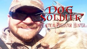 Shotgunned coyote to the face! Coyote Hunting and predator Calling at its best!