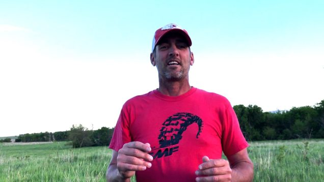 Stalking and Killing a Bobcat in Kansas!  Shotgun Bobcat!