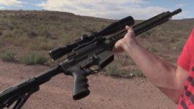 22 Nosler AR from  High Desert Arms
