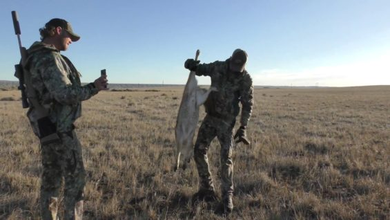"""Coyote Hunting Episode #19 """"Double D's"""""""