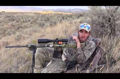 Coyote Hunting – Nevada Trip, plus a Double in Idaho – Coyote Assassins episode 17