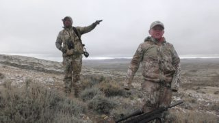 5 coyotes on one stand! Coyote Snipers Episode #20