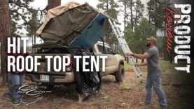 CIC Reviews | HIT Roof Top Tent