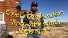 Coyote Conversation #002-  Know your wind damn it! Cirrus Wind Indicator!