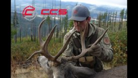 2017 Oregon Buck – Drop Tine – Public Land Chaos – CCS Outdoor