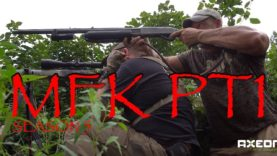 2018 Coyote hunting in Arkansas with MFK pt1- The Best Coyote Hunting and Predator Calling action!