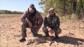 Breaking Down a Coyote Stand! Teamwork on a Long Range Coyote!