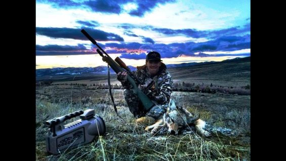 Coyote Hunting – Single Coyote OD just about CHASED off  – Coyote Assassins Episode 30