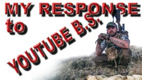 SUBSCRIBERS WATCH DOG SOLDIER's response to youtube policy changes!!!