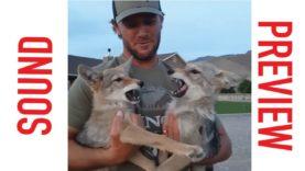 "Garrett Johnson ""Brush Wolf Hunter"" Sound Pak preview!!!"