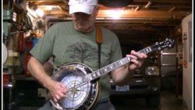 Toss the Feather (Irish tenor banjo)