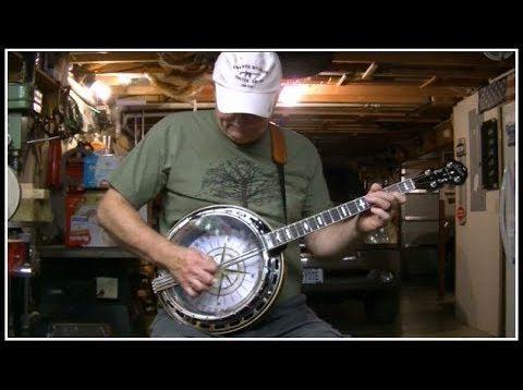 Trippin' Up the Stairs (Irish tenor banjo)