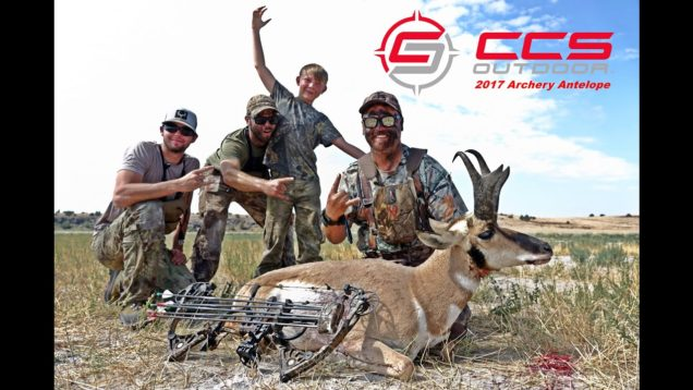2017 Archery Antelope – CCS Outdoor – Hart Mountain Antelope Refuge