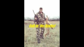 Coyote hunting in the Ozarks of Missouri, SOLO, number 38…