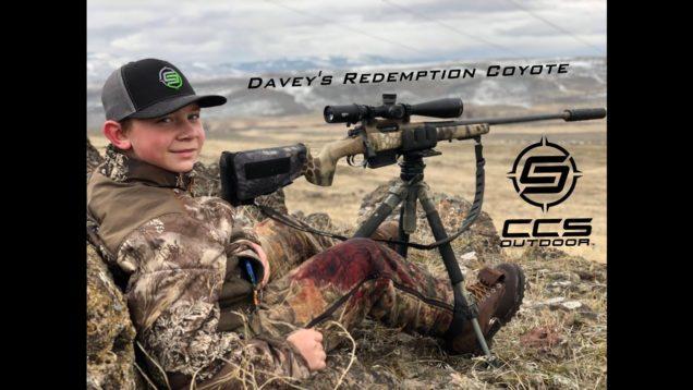CCS Outdoor – Davey's Redemption Coyote – 6.5 Creedmoor at 20 Yards