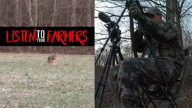Listen To Your Farmers – Coyote Hunting
