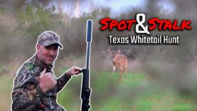 Spot & Stalk Texas Whitetail Hunt