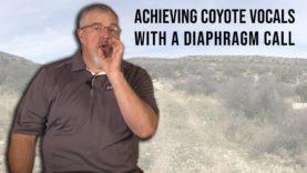 Basics of Using A Diaphram Call