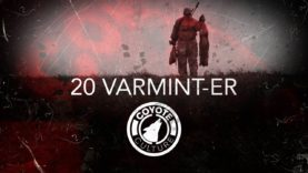 "Coyote Hunting, 2 Coyotes:  C.C. Season 3 ""20 Varmint-er"""
