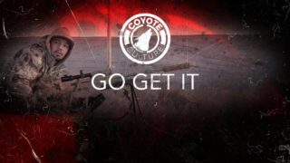 "Coyote Hunting, 2 Coyotes:  C.C. Season 3 E6 ""Go Get It"""