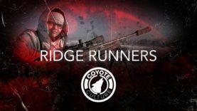 "Coyote Hunting, 4 Coyotes:  C.C. Season 3 E10 ""Ridge Runners"""
