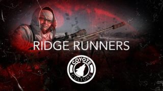 "Coyote Hunting, 4 Coyotes:  C.C. Season 3 E10 ""Ridge Runners"""