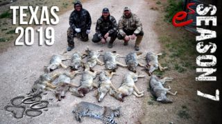 COYOTE HUNTING | S7 E5 Texas 2019