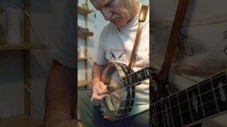 Chief O'Neill's Favorite on Irish tenor banjo.