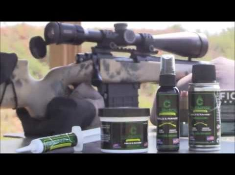 Keeping My Rifles Fully Effective and Functional With Clenzoil