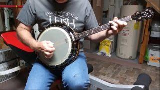 FOR SALE: Gibson TB3 tenor banjo, 19 fret (HYBRID)