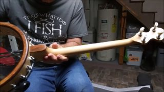 FOR SALE: Pilgrim Series VPB09T CELTIC DAWN MODEL 2 OPEN BACK BANJO (UPGRADED)