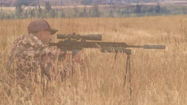 Coyote Hunting – Lip Squeaking a Coyote in – Coyote Assassins S2:E10