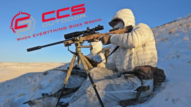 CCS Outdoor Calling for Coyotes – When EVERYTHING goes Wrong – 2019