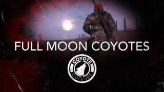 "Coyote Hunting, 2 Coyotes:  C.C. Season 4 E1 ""Full Moon Coyotes"""
