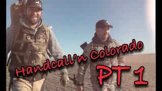 Handcalling Coyotes in Colorado PT1! The best handcalling tips and tactics on youtube!