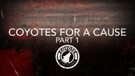 "Coyote Hunting, 3 Coyotes: C.C. Season 4 E5 ""Coyotes for a Cause – Part 1"""