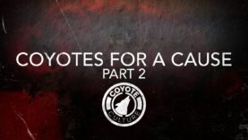 "Coyote Hunting, 3 Coyotes: C.C. Season 4 E6 ""Coyotes for a Cause – Part 2"""