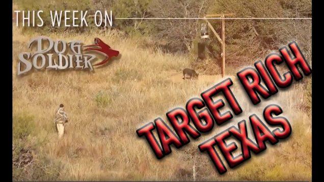 Coyote Hunting / Texas is Target Rich! Grandpas gun loved it!