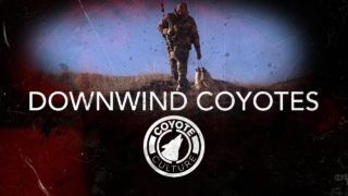 "Coyote Hunting, 3 Coyotes: C.C. Season 4 E9 ""Downwind Coyotes"""