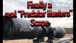 New Coyote Hunting Scope Available that will rock the industry
