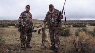 Smoked Him | California Coyote Hunt